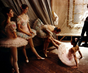 ballet, dance, and vintage image