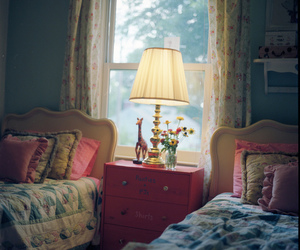 pillow and room image
