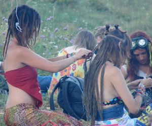 dread, dreadlocks, and dreads image