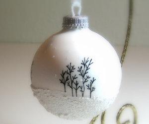 christmas, winter, and christmas decorations image