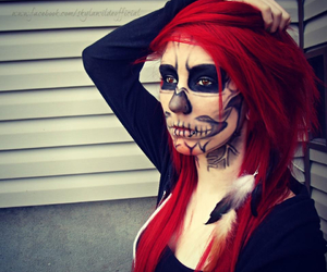 facebook, red hair, and tumblr image