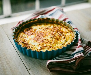 food, pie, and yummi image