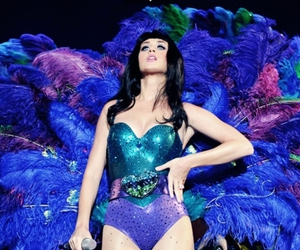 katy perry, rock in rio, and peacock image