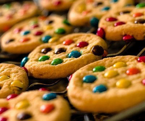 colours, Cookies, and yum image