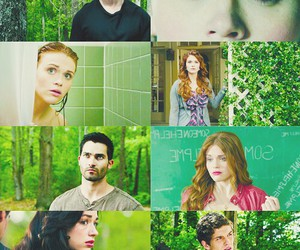 teen wolf, green, and holland roden image
