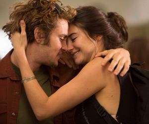 Shailene Woodley, white bird in a blizzard, and couple image