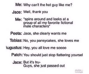augustus, books, and jace image
