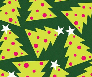 chrismas, green, and star image