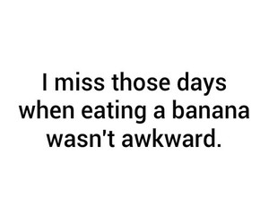 banana, awkward, and lol image