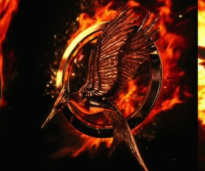 fantasy, the hunger games, and katniss everdeen image