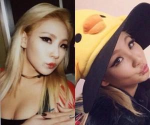 2ne1, CL, and Queen image