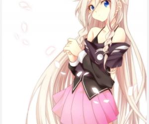 vocaloid, anime, and ia image