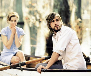 the notebook, love, and couple image