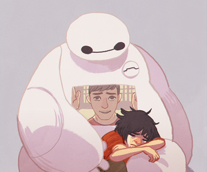 disney, movie, and big hero 6 image