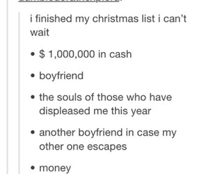 christmas, boyfriend, and funny image