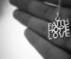 chaveiro, love, and faith image