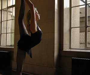 dance and fitspo image
