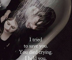 loved, tate, and violet image
