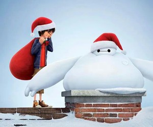 disney, bighero6, and big hero 6 image