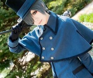 cosplay, kuroshitsuji, and ciel phantomhive image