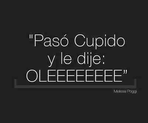 cupido, love, and oleee image