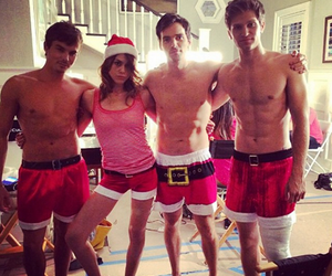 pll, pretty little liars, and ezra image