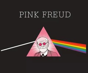 freud, Pink Floyd, and psychology image