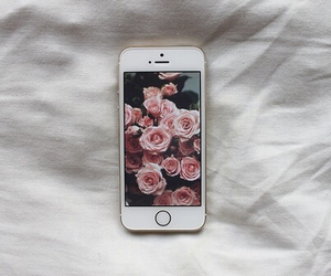 floral, flowers, and hipster image