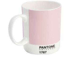 mug, overlay, and pink image