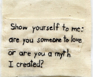 love, quotes, and myth image