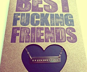 friendship and bbest friend necklace image