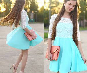 style, dress, and fashion image