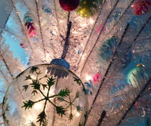 blue, bulb, and christmas image