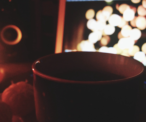 christmas, cosy, and winer image