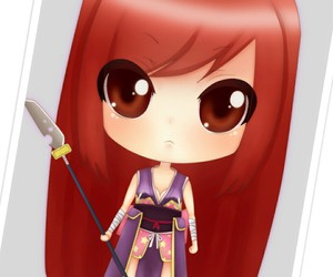 chibi, ft, and fairy tail image