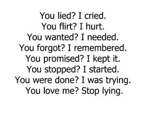 cry, hurt, and promise image
