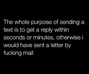 text, mail, and quotes image