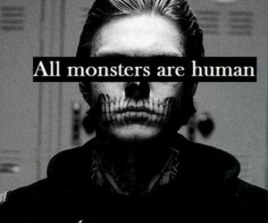 all, american, and monsters image