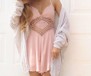 adorable, perfect outfit, and cardigan image
