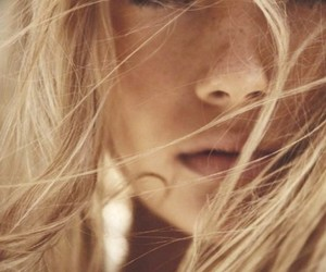 beautiful, exciting, and blond image