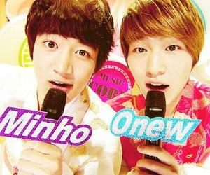 Onew, SHINee, and Minho image