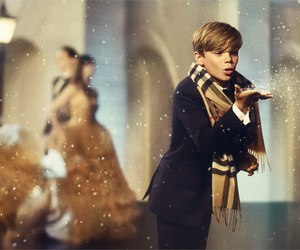 boy, Burberry, and cute image