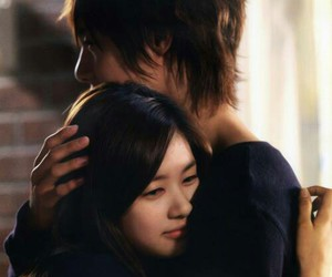 kdrama, playful kiss, and couple image