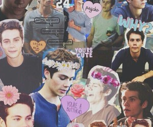 dylan o'brien and dylanofuckme image