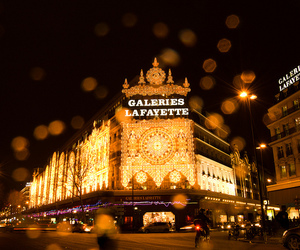 gold and galeries lafayette image