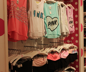 pink, clothes, and cool image