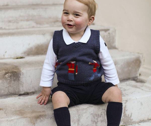 adorable, baby, and britain image