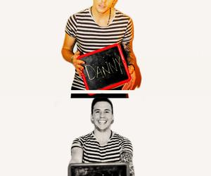 danny jones and McFly image
