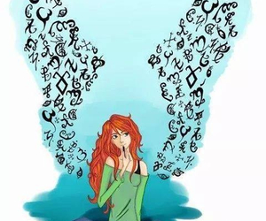 clary, the mortal instruments, and runes image