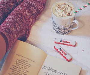 book, winter, and gossip girl image